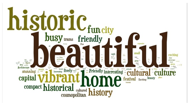 Words used to describe Edinburgh by people who live there | STV ...