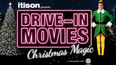 Itison Drive In Movies At Loch Lomond Shores This Christmas Stv Glasgow Glasgow