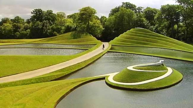 Jupiter artland near edinburgh reveals 2014 events and for Garden room jupiters