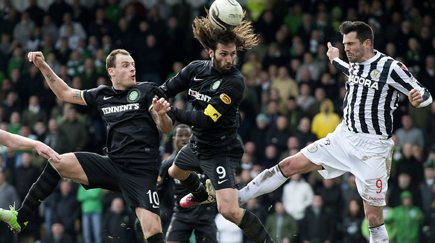 217190 celtic and st mirren in march 2013 St Mirren v Celtic: Watch a Live Stream of the Scottish Premier League match