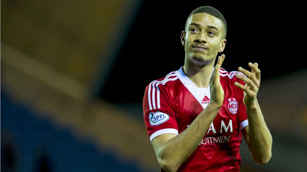Michael Hector, Aberdeen, January 2014.