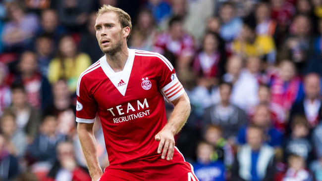Dons legend Russell Anderson to swap football boots for running shoes