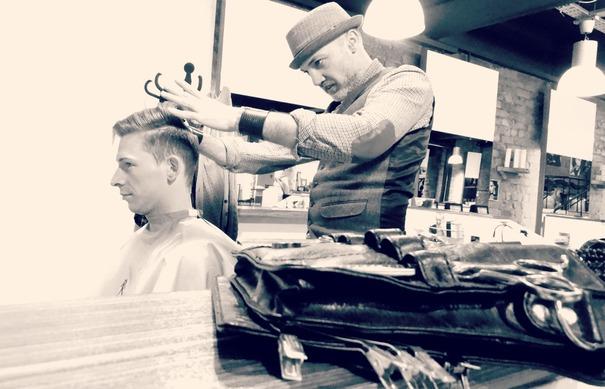 rebel rebel barber in glasgow city centre groom at clutha benefit fundraise. Black Bedroom Furniture Sets. Home Design Ideas