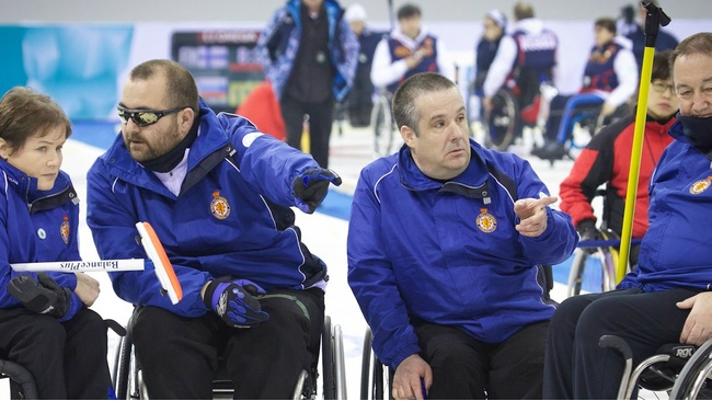 Yo Sochi! Scotland's Paralympic curlers go for gold