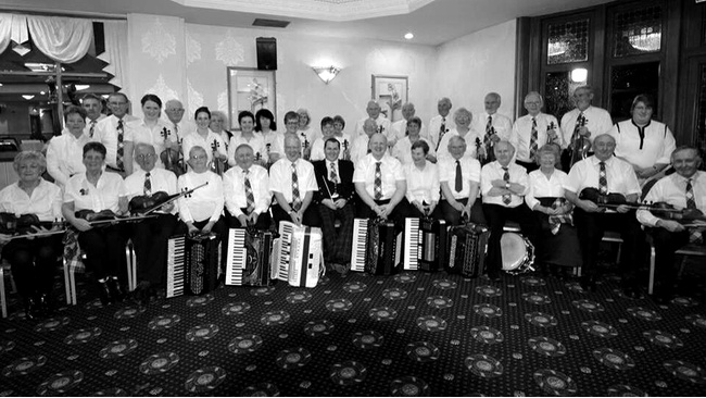 Celebrating 40 years of the Dundee fiddlers