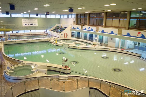Dundee Olympia Swimming Pool Demolition Picture Gallery Stv Dundee Dundee