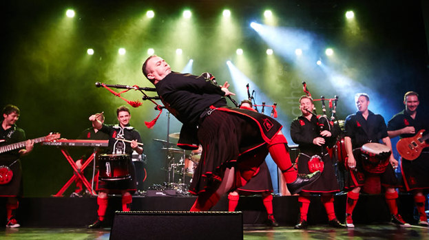 They ll blow you away red hot chilli pipers to perform at murrayfield