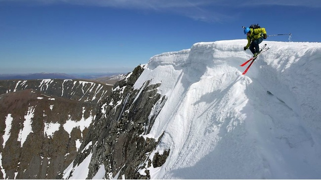 Scaling new heights at the Edinburgh Mountain Film Festival