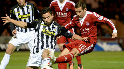 Aberdeen and St Mirren's fixture postponed at request of both clubs