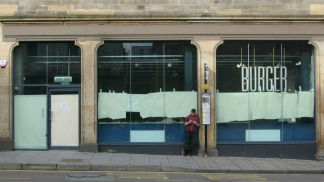 Grab a bite at Fountainbridge as Burger prepares for opening