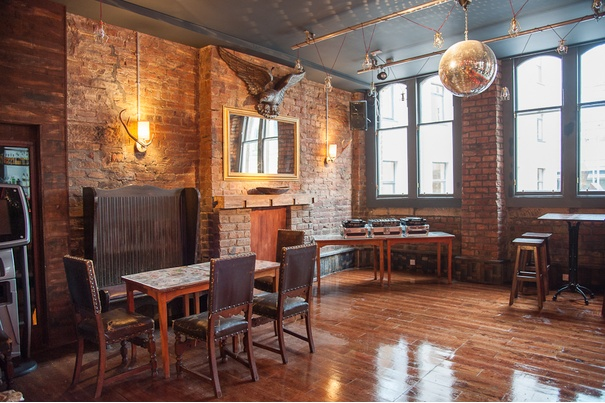 Northern Monk Brewery venue picture