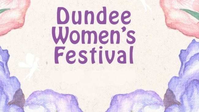 Get the inside scoop on Dundee Women's Festival 2014