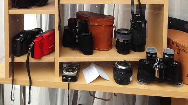 Snap Happy: Vintage camera sale delights cancer charity