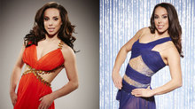 Dancing on Ice 2014: the celebrities then and now