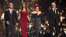 X Factor 2013 Final: Three remaining contestants duet with stars