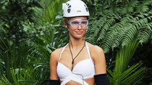 I'm A Celebrity 2013: See Amy Willerton in her toughest jungle challenge