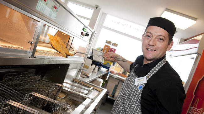 Scotland's magnificent seven chippies in for award glory