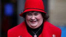 Susan Boyle said said she was