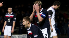 Dundee were in despair as they fell to a 4-1 defeat at home to Inverness.
