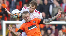 Dundee United welcomed Aberdeen to Tannadice for a grudge match.