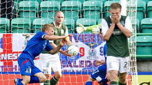 A rally from Inverness saw them pull it back to 2-2 with a Richie Foran finish