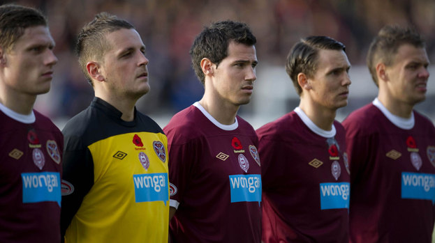Hearts players complain to SPL