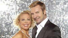 Mentors Jane Torvill and Christopher Dean