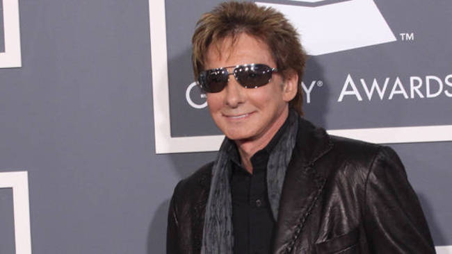 Barry Manilow announces 'One Last Time' tour for Glasgow