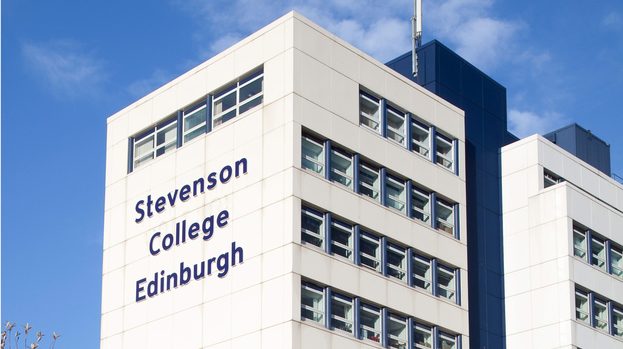 Stevenson College Edinburgh