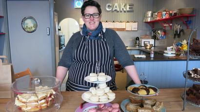 Cake Shop Rosemount Aberdeen