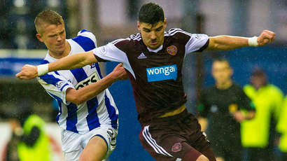 Kilmarnock v Hearts: Can hosts ease pressure in playoff battle?