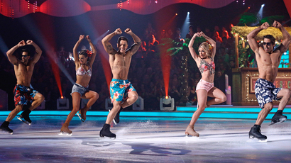 Ray Quinn - Dancing on Ice Final 2014