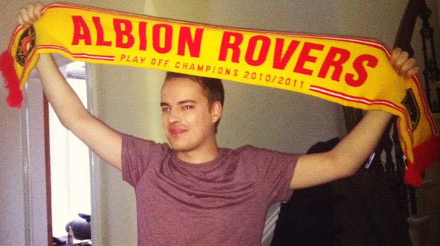 Albion Rovers - Sam Tennant