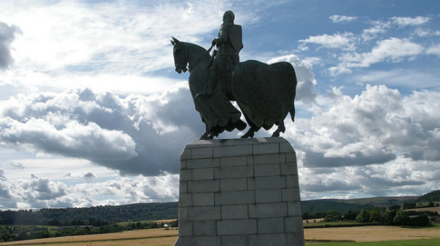 Bannockburn: New visitor centre for historic site.