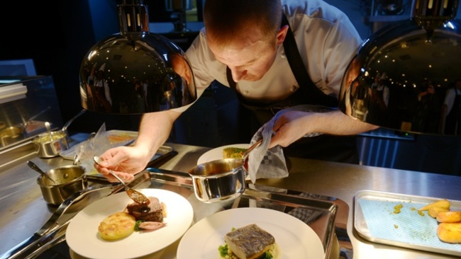 IX Restaurant blooms in first year following two AA rosette awards