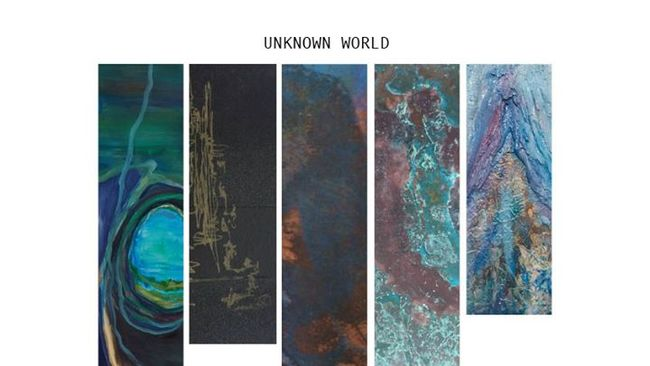 Step into the Unknown World of Dundee's art students