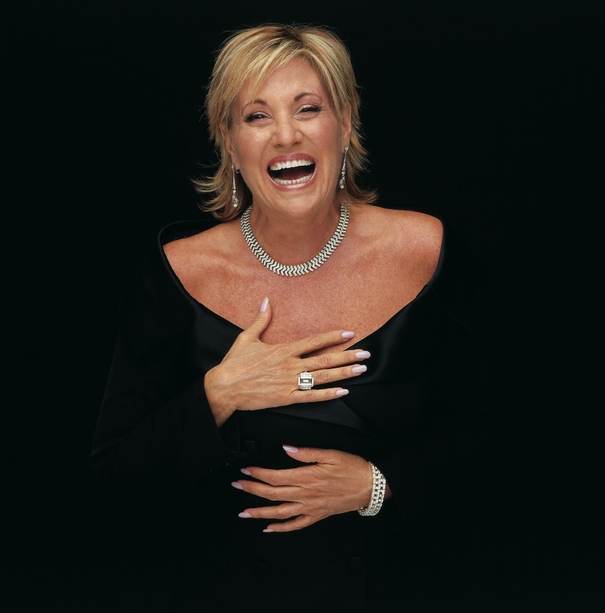 Lorna Luft is steeped in the showbiz ethos of her mother ...