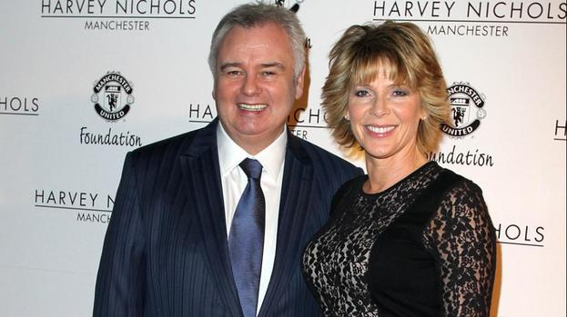 eamonn holmes and ruth langsford son 39 mortified 39 by. Black Bedroom Furniture Sets. Home Design Ideas