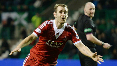 Niall McGinn brimming with confidence ahead of Scottish Cup semi-final