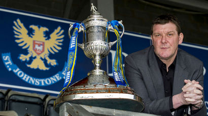 Tommy Wright warns Aberdeen: You haven't seen the 'real' St Johnstone yet