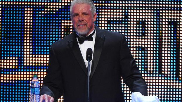 ultimate warrior hall of fame - photo #1