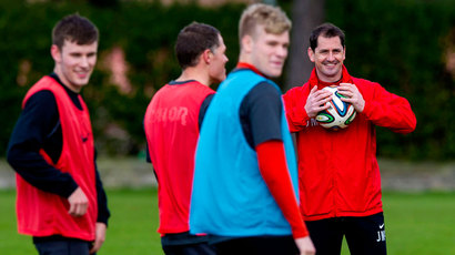 Why Jackie McNamara is ahead of schedule with his Dundee United side