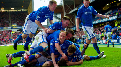 St Johnstone reach first Scottish Cup final after win over Aberdeen