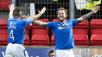St Johnstone 2-0 Dundee United: First blood Saints in cup final rehearsal