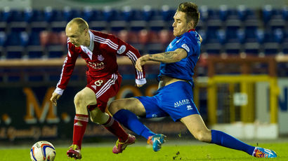 Watch highlights as Inverness hold Aberdeen to a draw in the Highlands