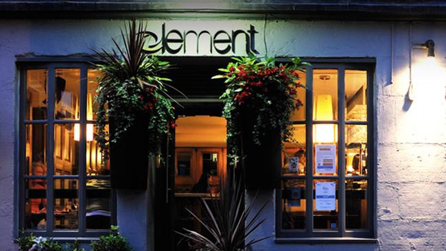 element on rose street wins best restaurant at the forth awards stv edinburgh edinburgh. Black Bedroom Furniture Sets. Home Design Ideas