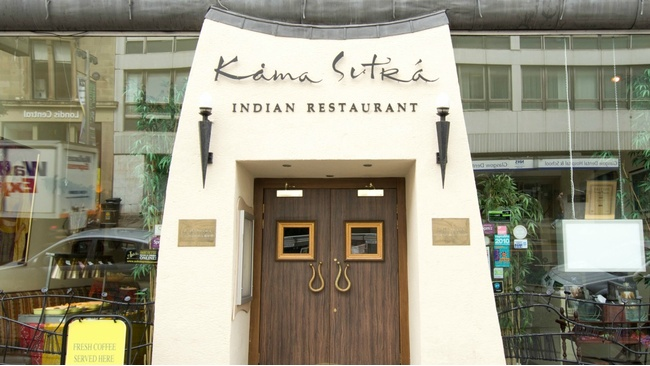 Five things about glasgow s most intimate indian - Video kamasutra cuisine ...