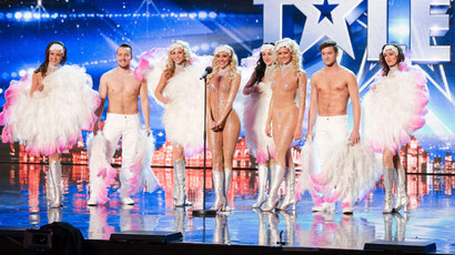 Britain'S Got Talent Naked 111