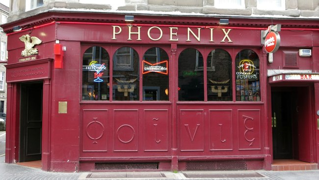 Tell us five things about... the legendary Phoenix bar