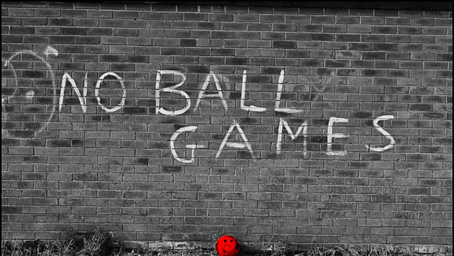 Aberdeen Council becomes first to remove 'No Ball Games' signs